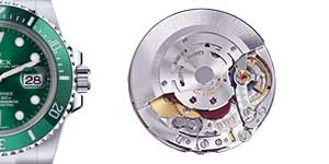 Automatic Watch Servicing