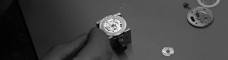Quartz Watch Servicing and Overhaul