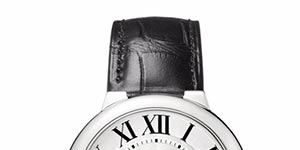 Hirsch Luxury Leather Watch Straps